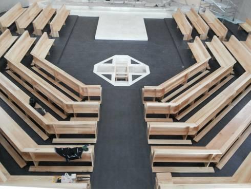 Mobiliário SG carpintaria: Arte  por SG Indústria de Mobiliário