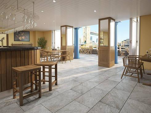 Valverdi Quartz Grey Indoor Outdoor Porcelain Tiles Walls Flooring By The London Tile Co