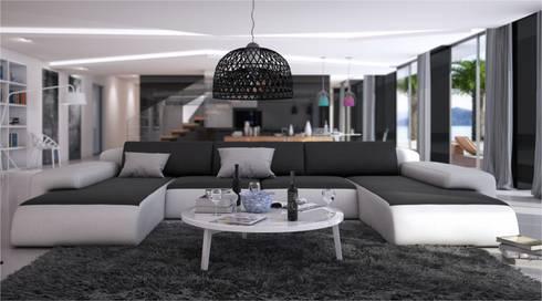 Canapé d angle GdeGdesign par GdeGdesign