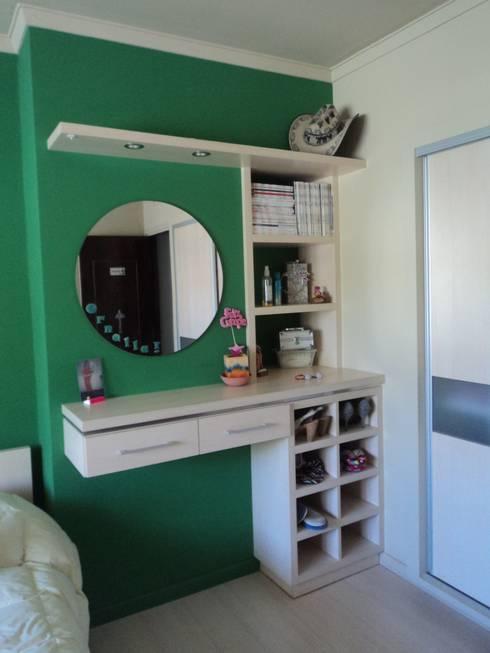 Dormitorios juveniles de crearinteriores homify for Tocadores modernos juveniles