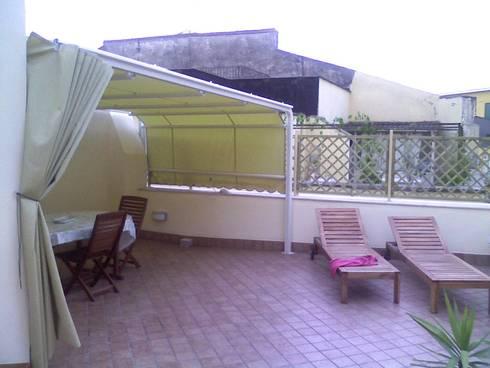 Ristrutturazione appartamento e terrazzo di Studio Architettura ...