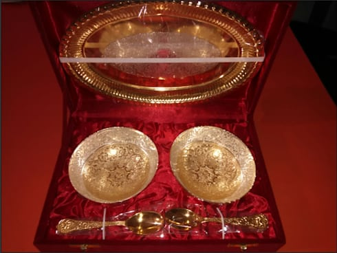 Bowl Tray Set: asian Kitchen by Alyth Creations