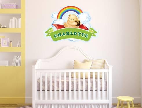 Modern Nursery/kidu0027s Room By I Love Wandtattoo.de