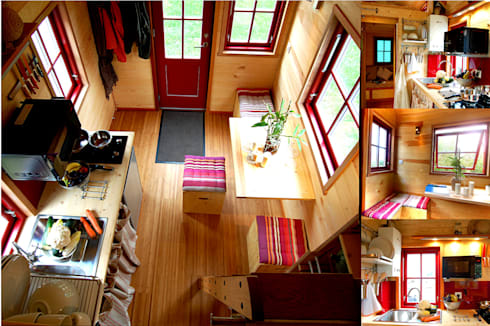 TINY HOUSE CONCEPT - by TINY HOUSE CONCEPT - BERARD FREDERIC | homify