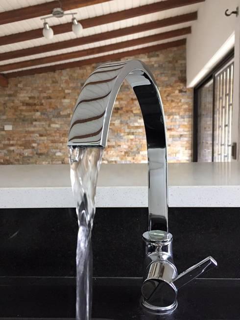 Cocinas de estilo  por ALSE Taller de Arquitectura y Diseño