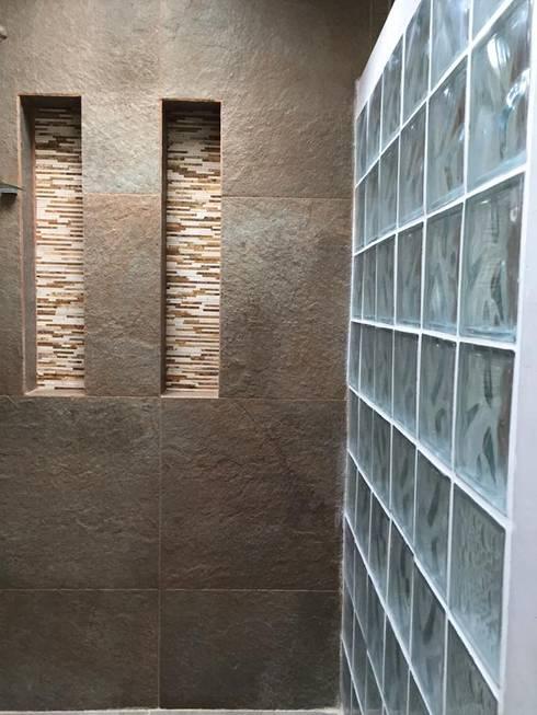 Baños de estilo  por ALSE Taller de Arquitectura y Diseño