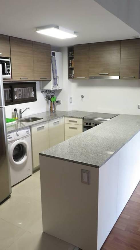 Nhà bếp by NovArq