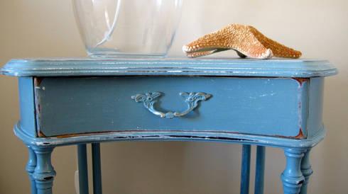 Mesa de Cabeceira : Casa  por Rafaela Fraga Brás Design de Interiores & Homestyling