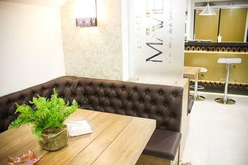 Sala de Sucos: Espaços comerciais  por Rosé Indoor Design