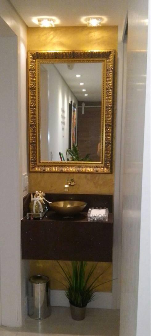 BWC Dourado: Espaços comerciais  por Rosé Indoor Design