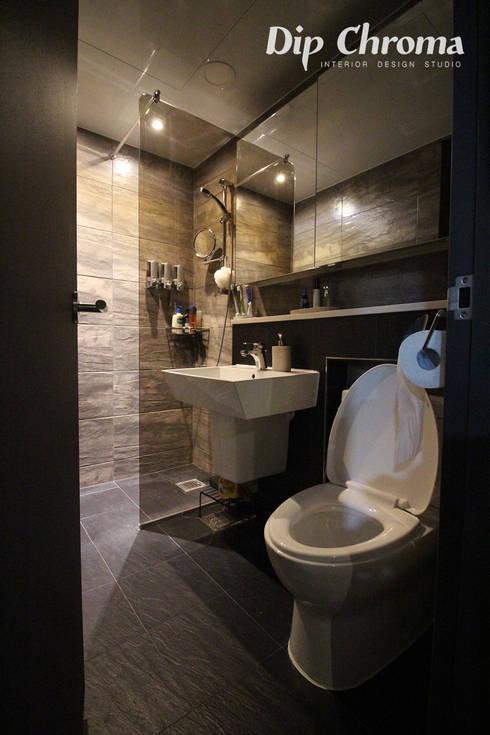 염창동 아파트: dip chroma의  욕실