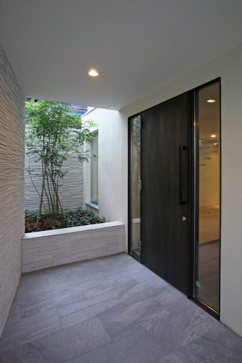 Projekty,  Okna zaprojektowane przez 設計事務所アーキプレイス