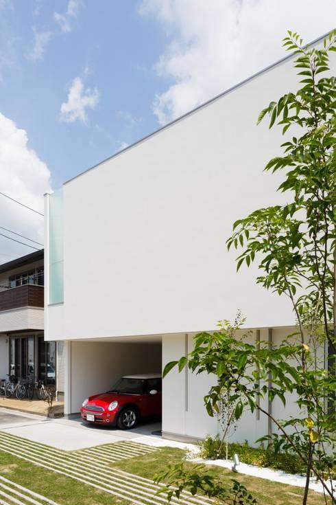 LIGHT  COURT  HOUSE: MITSUTOSHI   OKAMOTO   ARCHITECT   OFFICE 岡本光利一級建築士事務所が手掛けた家です。