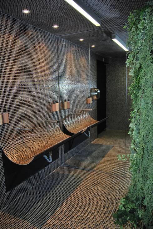 حمام تنفيذ Kerion Ceramics