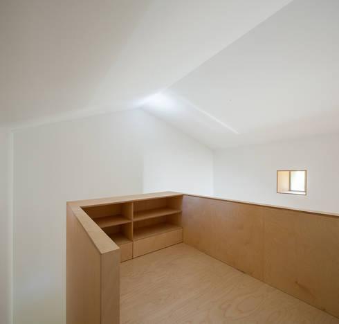casa das Nogueiras: Escritórios e Espaços de trabalho  por par-do