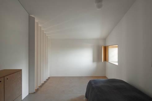 casa das Nogueiras: Quartos modernos por par-do