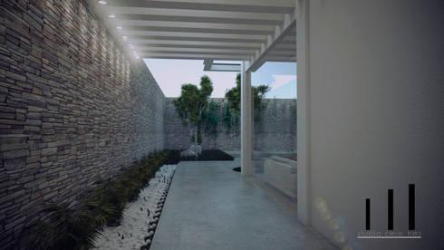 RM1 House:  de estilo  por Studio03