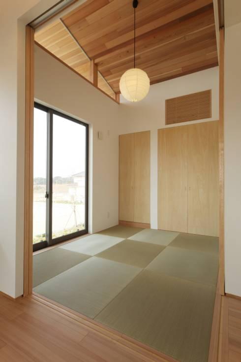 加門建築設計室의  침실