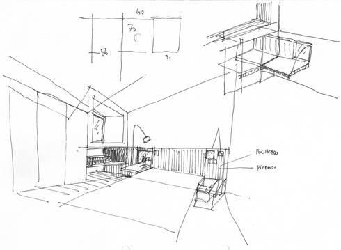 esquisso:   por Ricardo Caetano de Freitas | arquitecto
