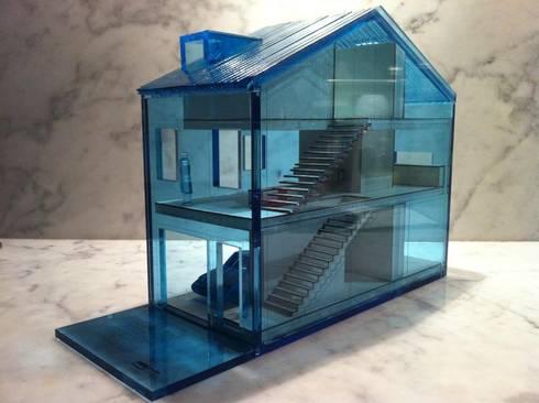 maquete:   por Ricardo Caetano de Freitas | arquitecto