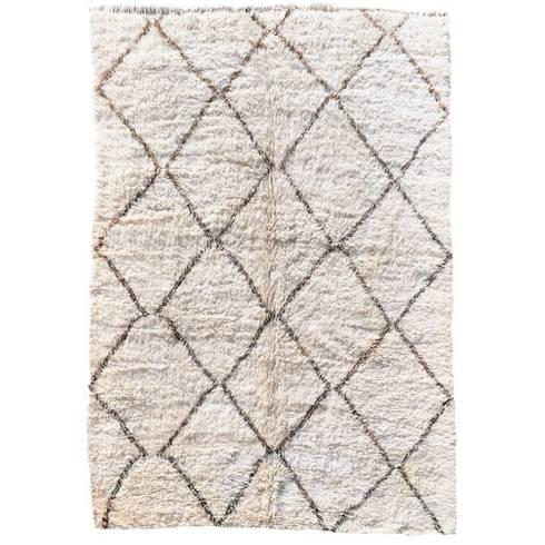 14724 beni ouarain ourain berber teppich marokko 300 x 220 cm von art oriental teppiche m bel. Black Bedroom Furniture Sets. Home Design Ideas