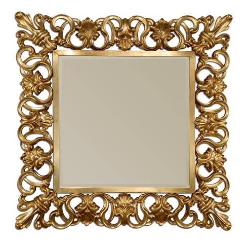 Versailles mirror: Corredor, hall e escadas  por Hugobarbosa.com
