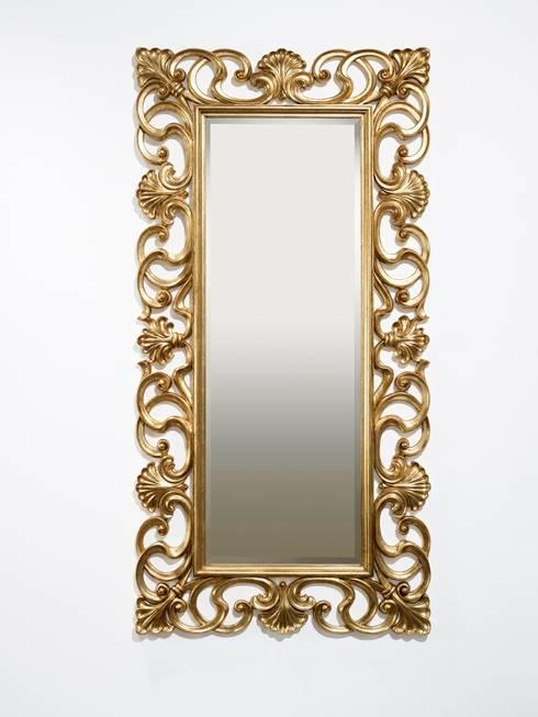 Hannover mirror: Corredor, hall e escadas  por Hugobarbosa.com