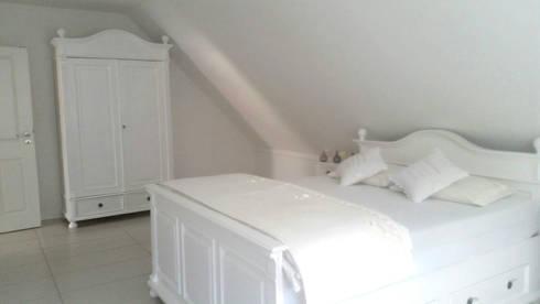 skandinavische Betten von Massiv aus Holz   homify