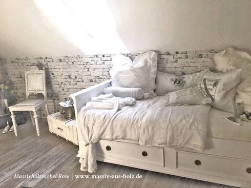 skandinavische betten von massiv aus holz homify. Black Bedroom Furniture Sets. Home Design Ideas