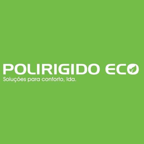 POLIRIGIDO Eco - Soluções para o conforto: Paredes  por Polirigido Eco