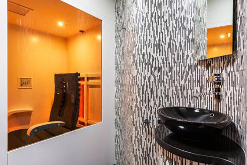 modern Spa by Bornelo Interior Design