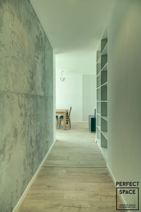 Corridor & hallway by Perfect Space