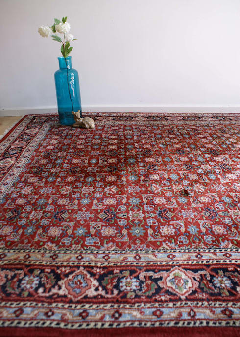 Vintage kleden en Perzische tapijten door Flat sheep   homify