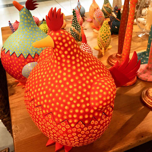 Objetos Decorativos: Hogar de estilo  por infoelcesto