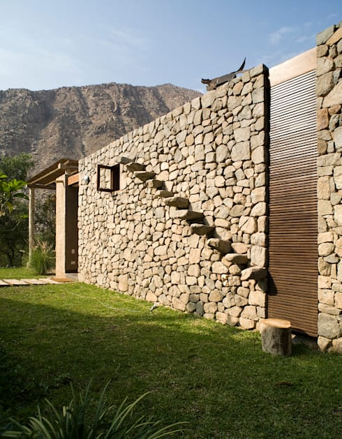 บ้านและที่อยู่อาศัย by Marina Vella Arquitectura