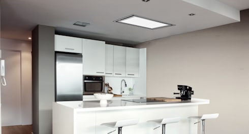 deckenhauben und deckenl fter von lemoboo ag homify. Black Bedroom Furniture Sets. Home Design Ideas