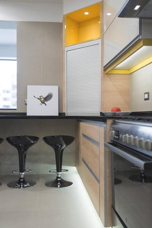 Cocinas de estilo  por Duo Arquitectura y Diseño