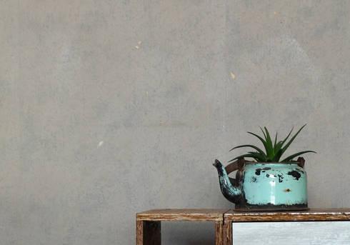 Muebles vintage: Salas de estilo  por vez diseño