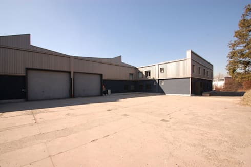 Ristrutturazione capannone industriale di arch francesco for Case in stile capannone