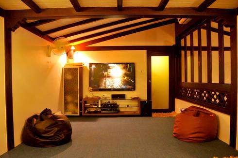 Dhiren Tharnani: modern Living room by IMAGE N SHAPE