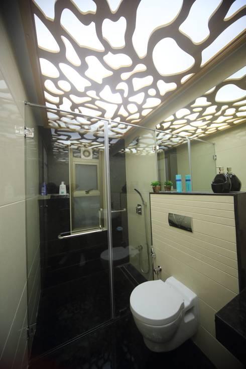 Projekty,  Łazienka zaprojektowane przez IMAGE N SHAPE
