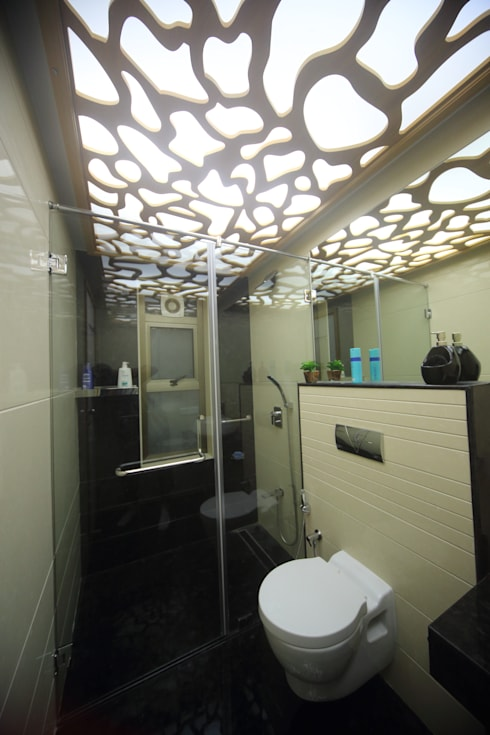 Samrath Paradise:  Bathroom by IMAGE N SHAPE
