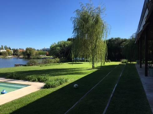 Un jardin para el alma de baires green homify for Alma de jardin pacheco
