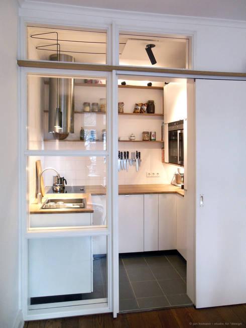 Miniküche:  Küche von studio jan homann