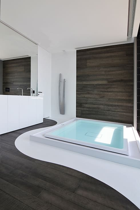 Bathroom by Barra&Barra Srl