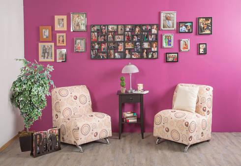 Sala de espera: Salas de estilo moderno por Idea Interior