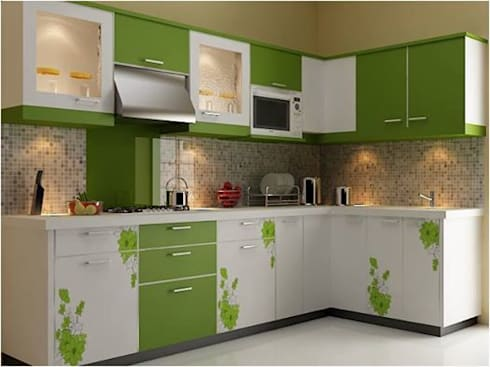 Dream Modular Kitchens By Nba Corporation Homify