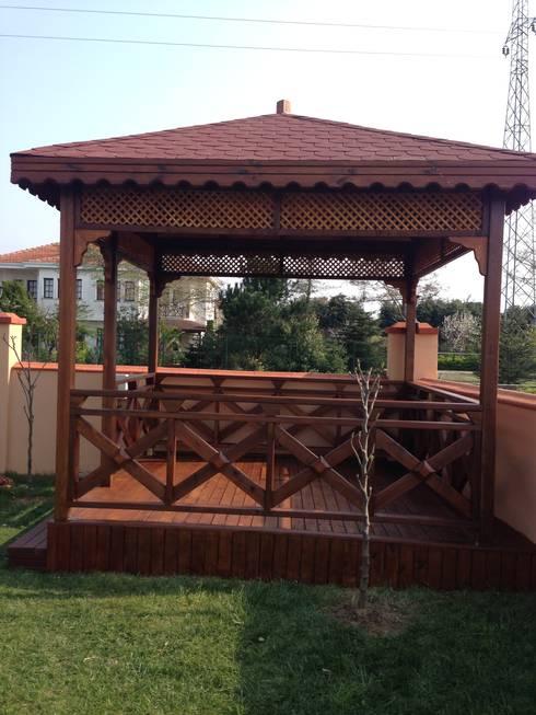 As3 Orman Ürünleri San Ve Tic Ltd Şti – kamelya:  tarz Bahçe