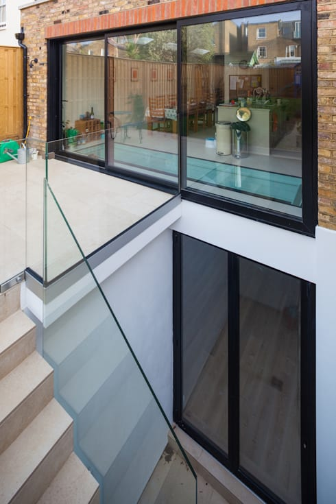 Heslop Road:  Windows  by IQ Glass UK