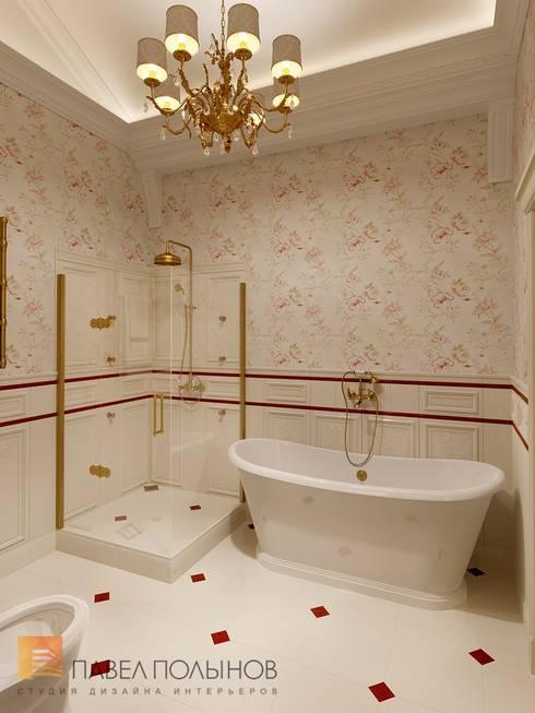 حمام تنفيذ Студия Павла Полынова